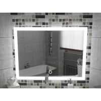 Зеркало с подсветкой для ванной комнаты Верона 50х60 см