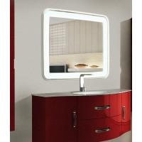 Зеркало в ванную комнату с подсветкой Мила 50х60 см